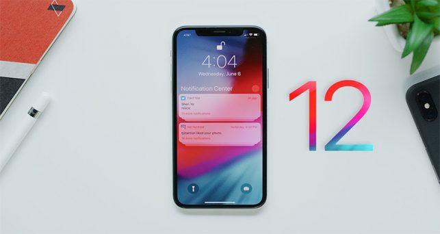 Cómo y cuando podrás usar iOs 12 en tu celular