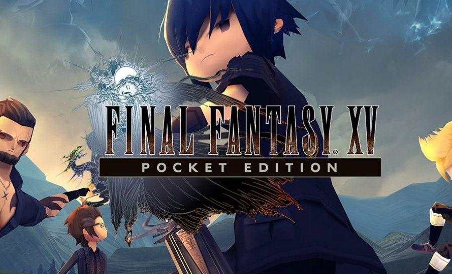 Final Fantasy XV Pocket Edition para Android e iOS