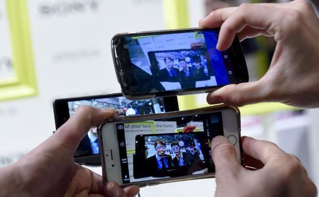 Radiación de los principales 11 smartphones