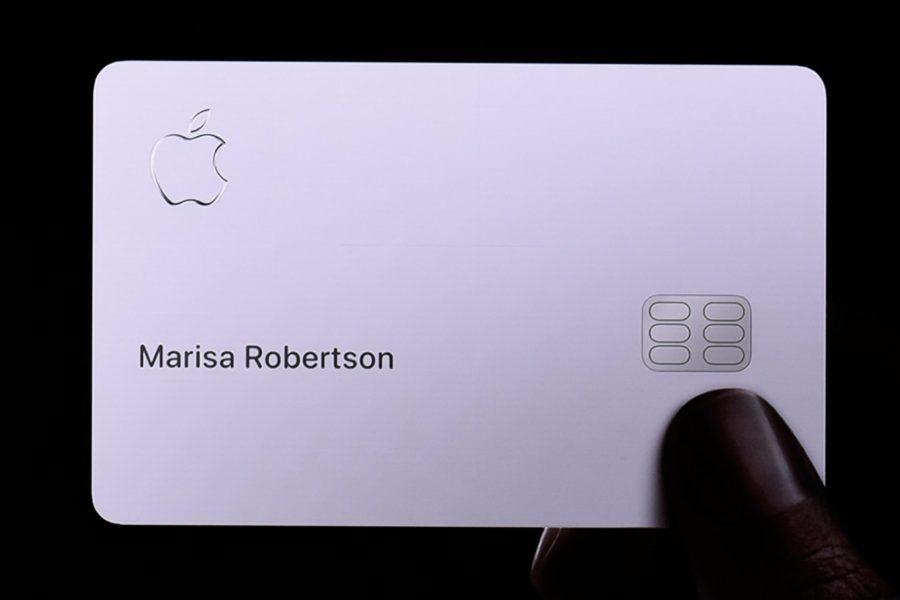 Apple presenta una tarjeta de crédito de titanio y para siempre