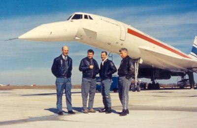 50 años desde el primer vuelo del concorde