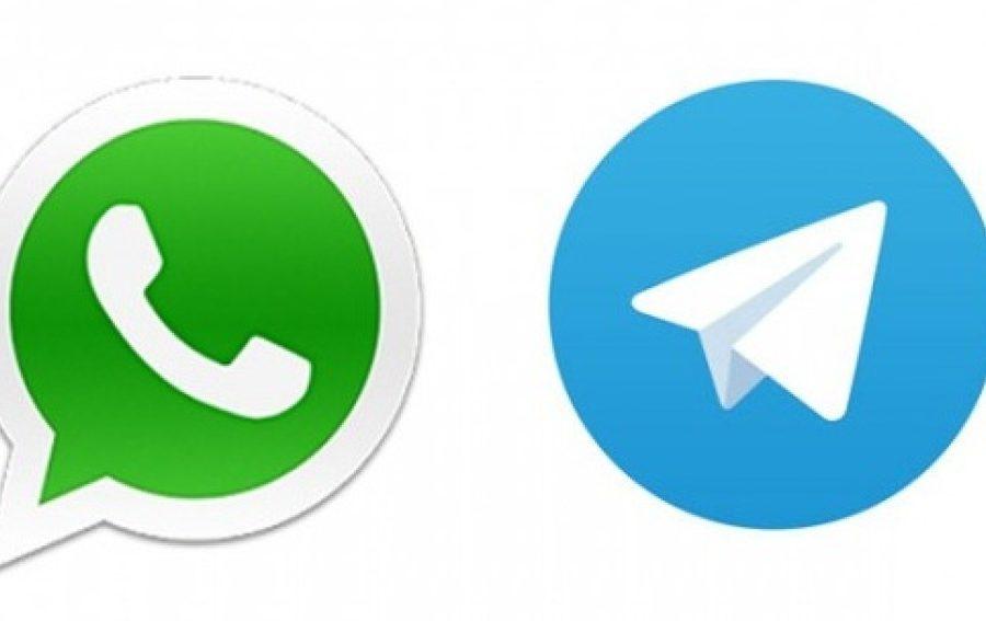 Los creadores de Telegram denuncian que whatsapp es inseguro