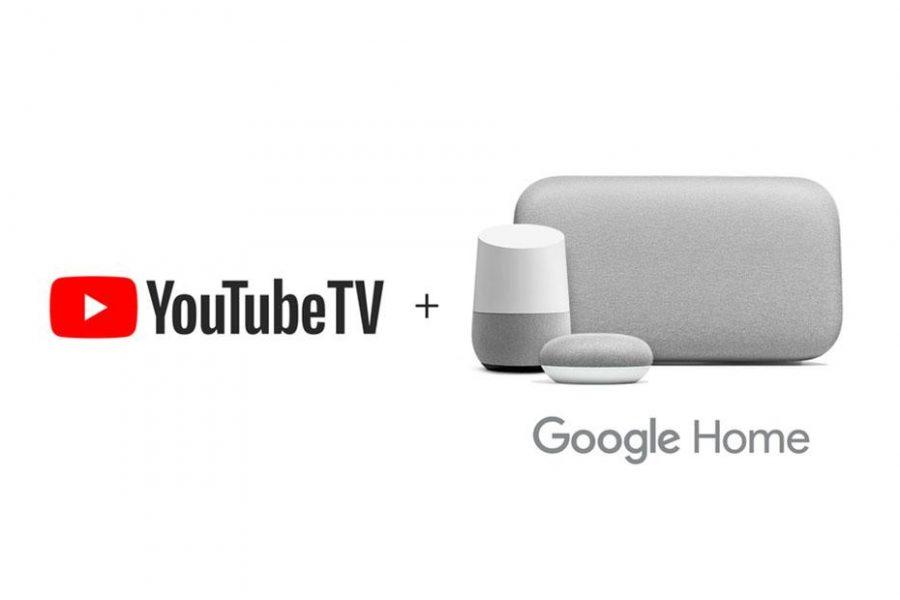 Google home permite escuchar youtube music grátis