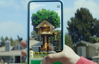 Minecraft Earth se adentra en el mundo de la realidad aumentada