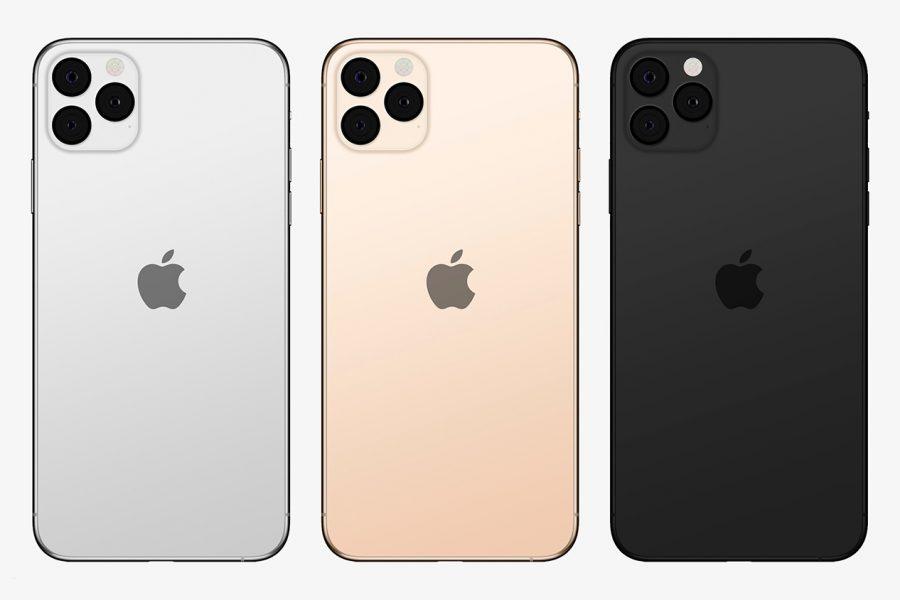 Iphone desplazará la icónica manzana al centro
