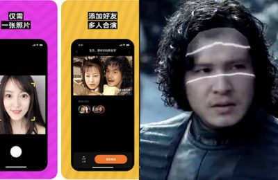 Zao, la faceapp china que cambia caras en video