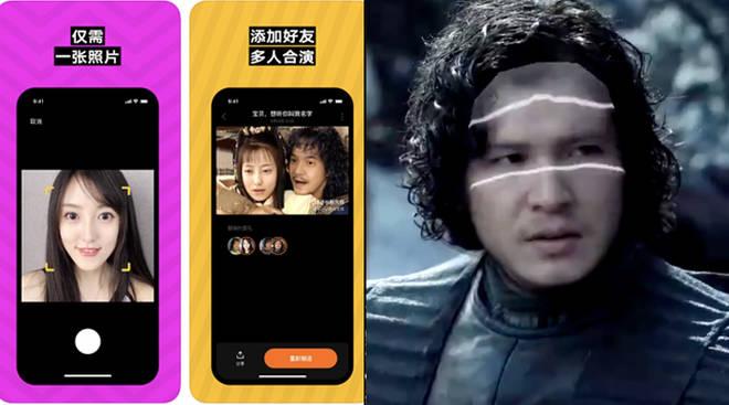 Zao, la faceapp china que cambia caras en video