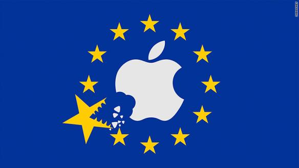 Apple se opone a la sentencia de la UE que le exige 13000 millones