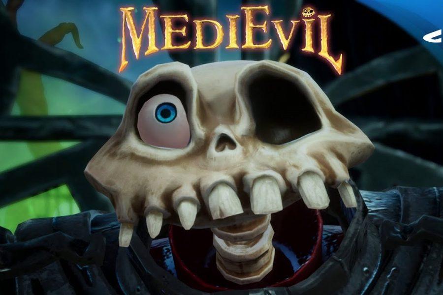 Sony finaliza al fin el esperado remake de Medievil