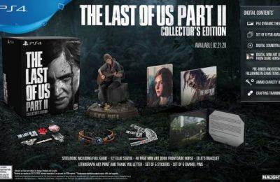 Ediciones y fechas de «the last of us 2»