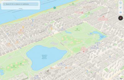 Ya disponibles los mapas de nuevayork mejorados en Apple