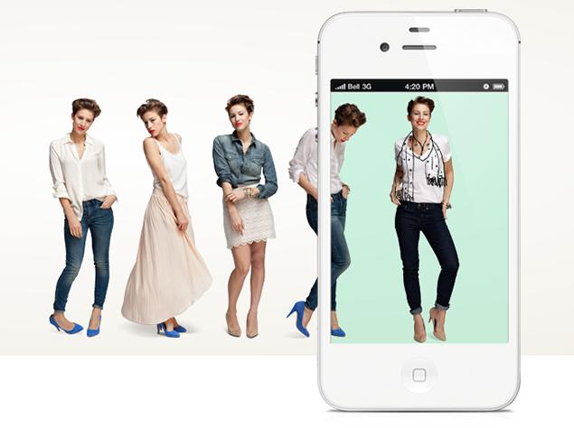 Instagram permite probar ropa mediante realidad aumentada