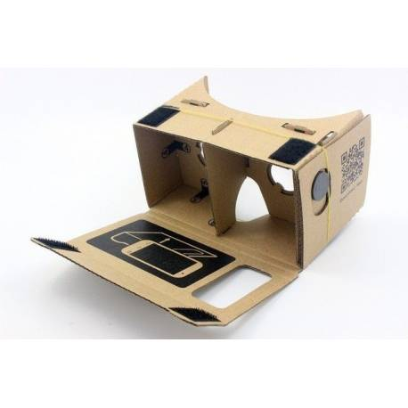 Cardboard project pasa a ser open source
